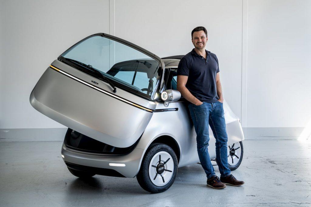 Microlino 2.0 Jochen Rudat Tesla EVW