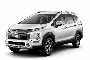 Mitsubishi Xpander hybrid electric MPV announced