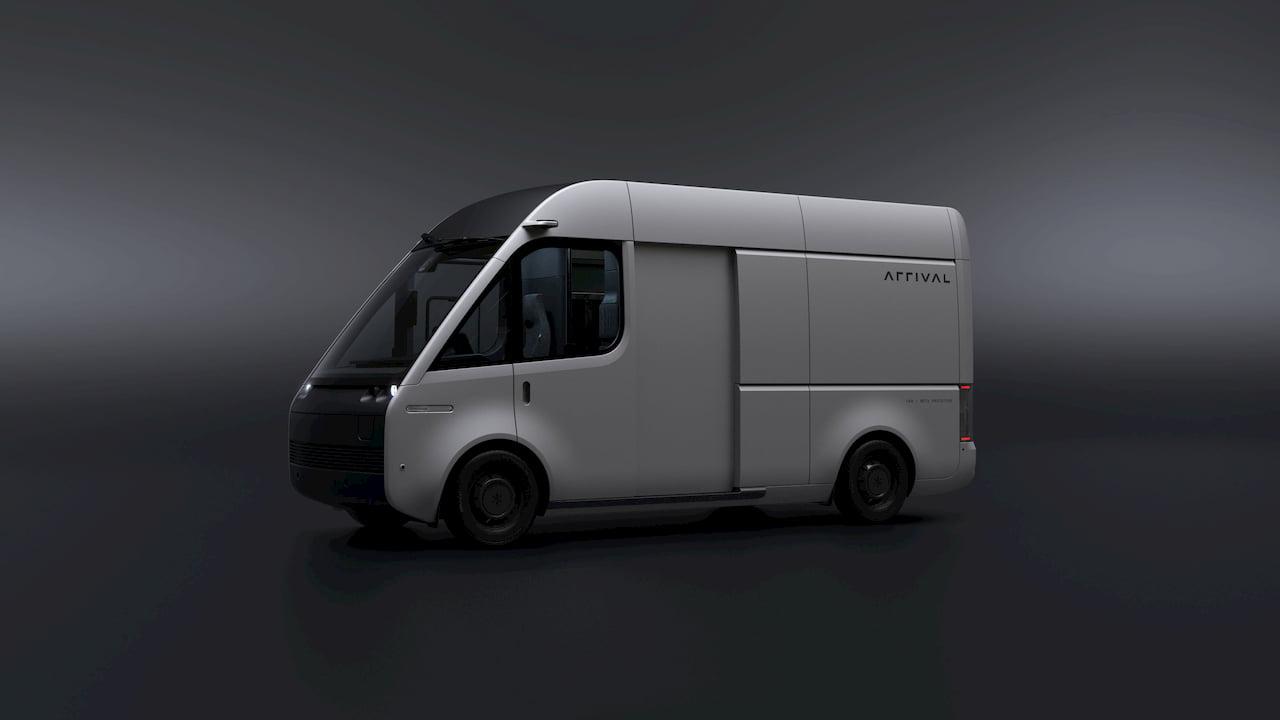 New Arrival Van Beta prototype front quarters