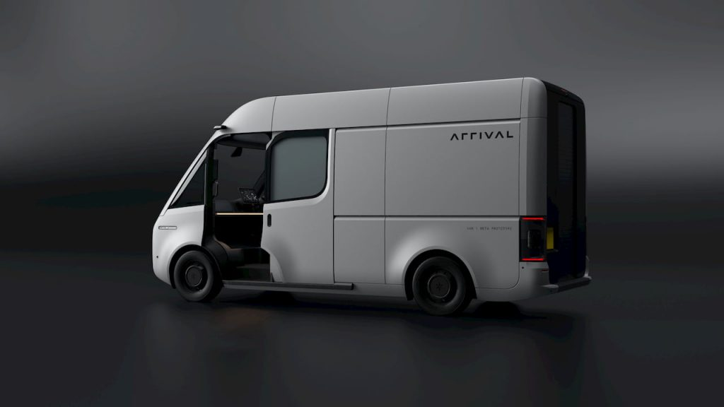 New Arrival Van Beta prototype side profile