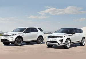 Range Rover Evoque and Discover Sport launch