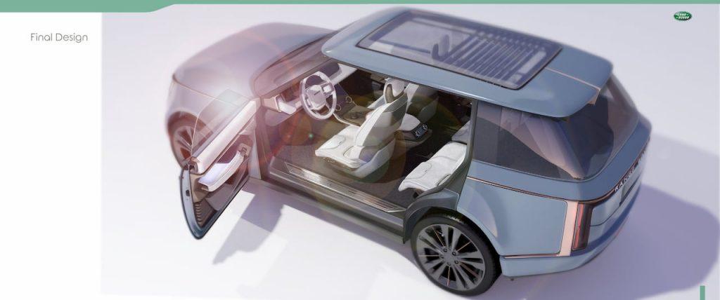 Range Rover Nouvel door open view 03