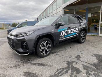 Suzuki ACross now at dealers; India getting Toyota RAV4 in 2021