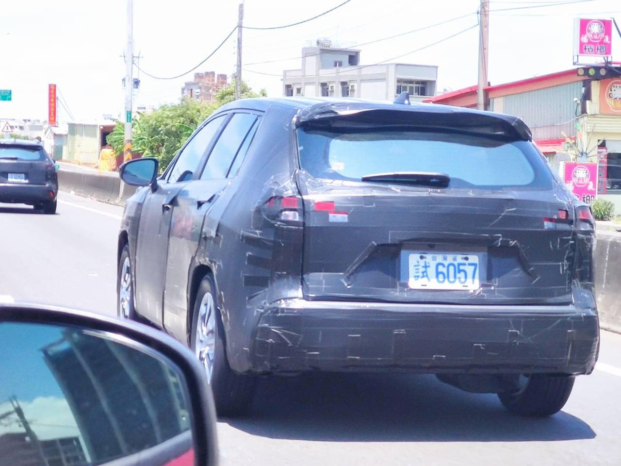 Taiwan spotted Toyota Corolla Cross