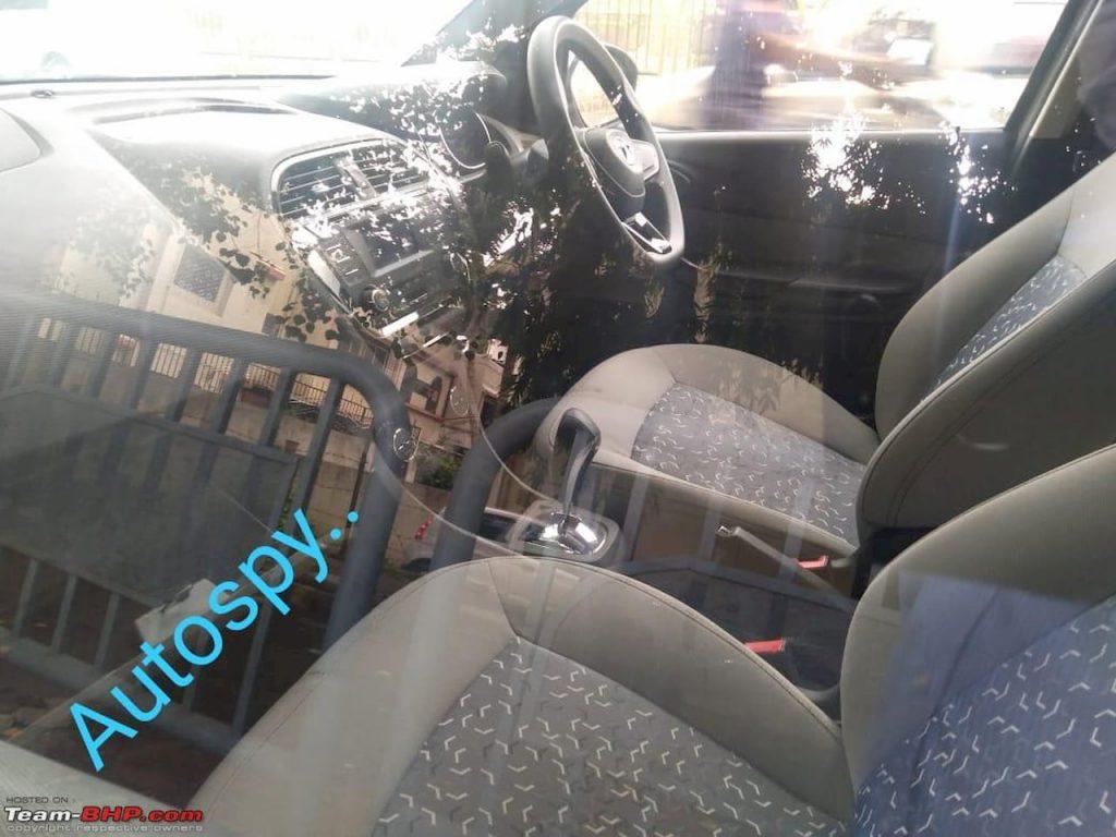 Tata Tigor EV interior Autospy