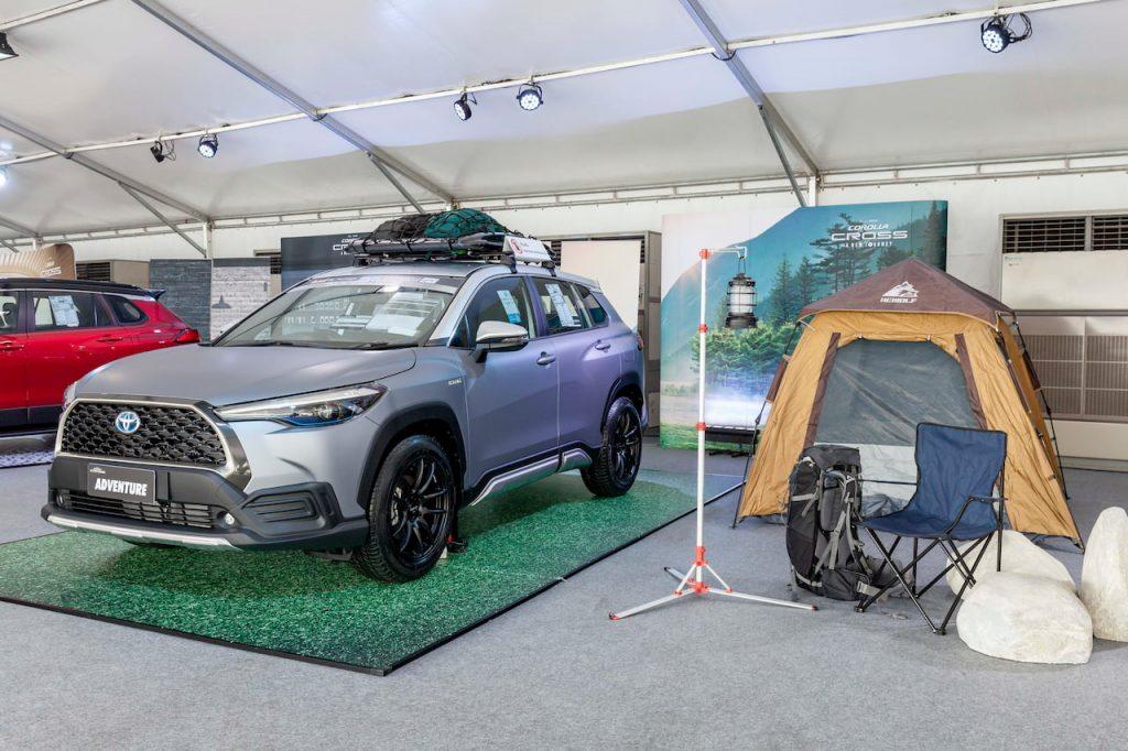 Toyota Corolla Cross Adventure Edition