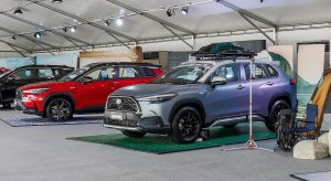 Toyota Corolla Cross Adventure and Urban Sport editions