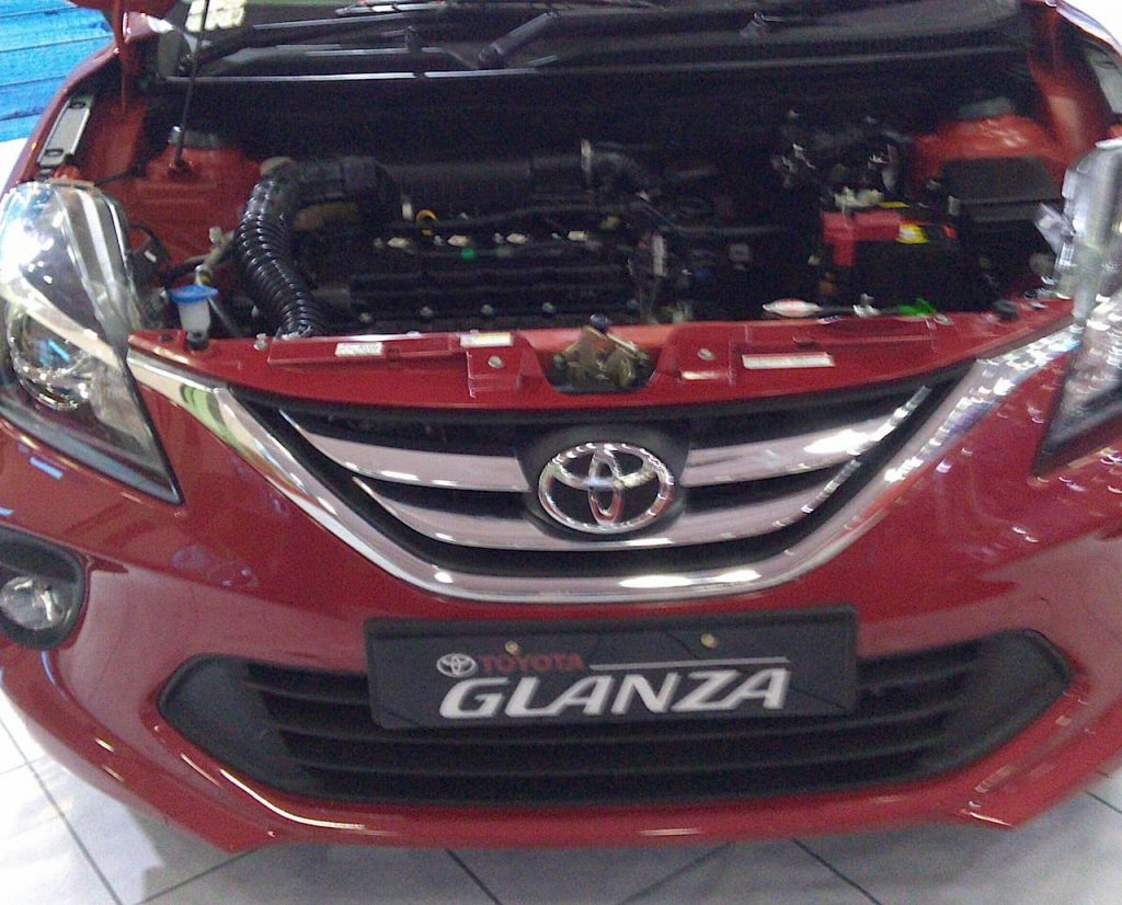 Toyota Glanza mild hybrid