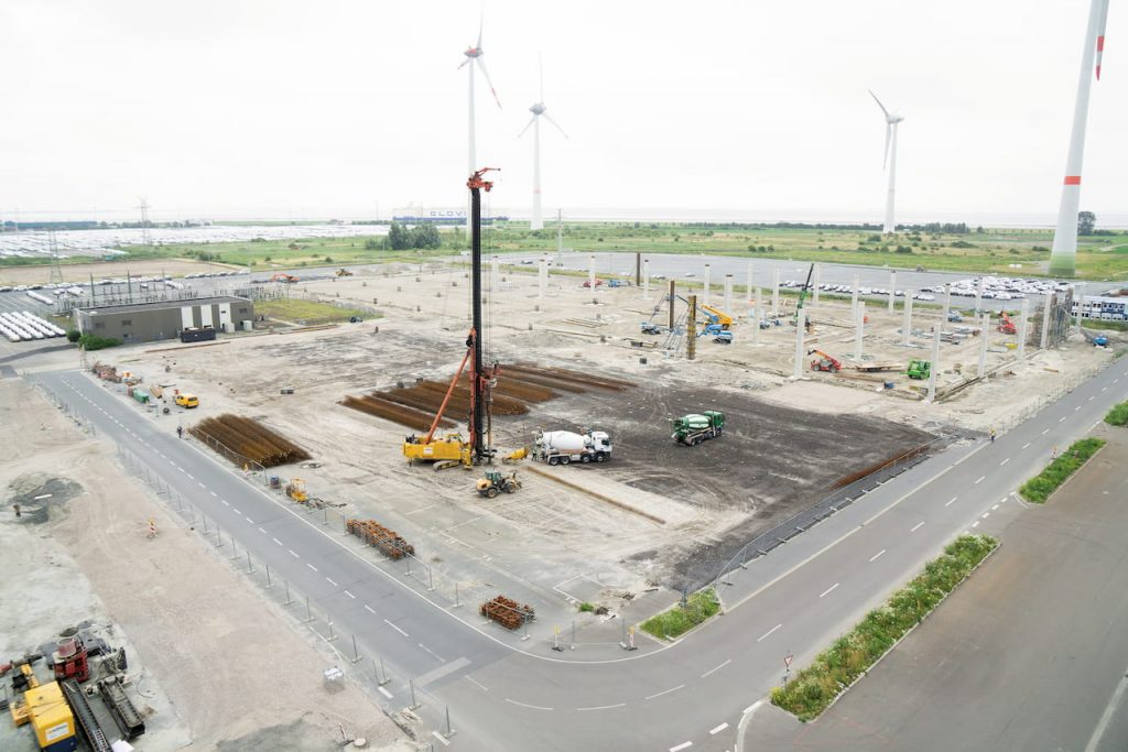 VW ID.4 Emden Plant expansion