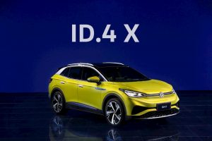 VW ID.4 X China unveil
