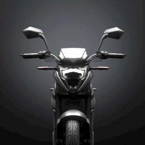 Voltz EVS electric bike front teaser