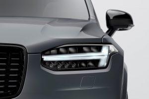 Volvo XC90 Recharge R-Design headlamp