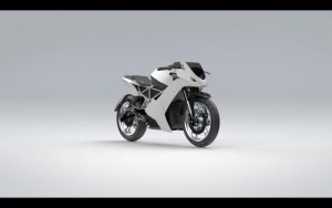 eMote Electric Surge Electric Bike 3D model front