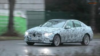 Signal from Bremen indicates 2021 Mercedes C-Class is quite near