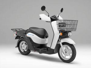 Honda Benly e II Pro Ross White