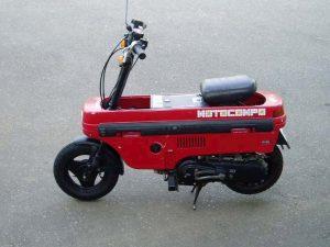 Honda MotoCompo profile side picture