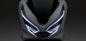 Honda PCX Electric teaser