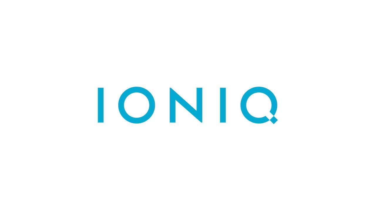 Hyundai Ioniq logo