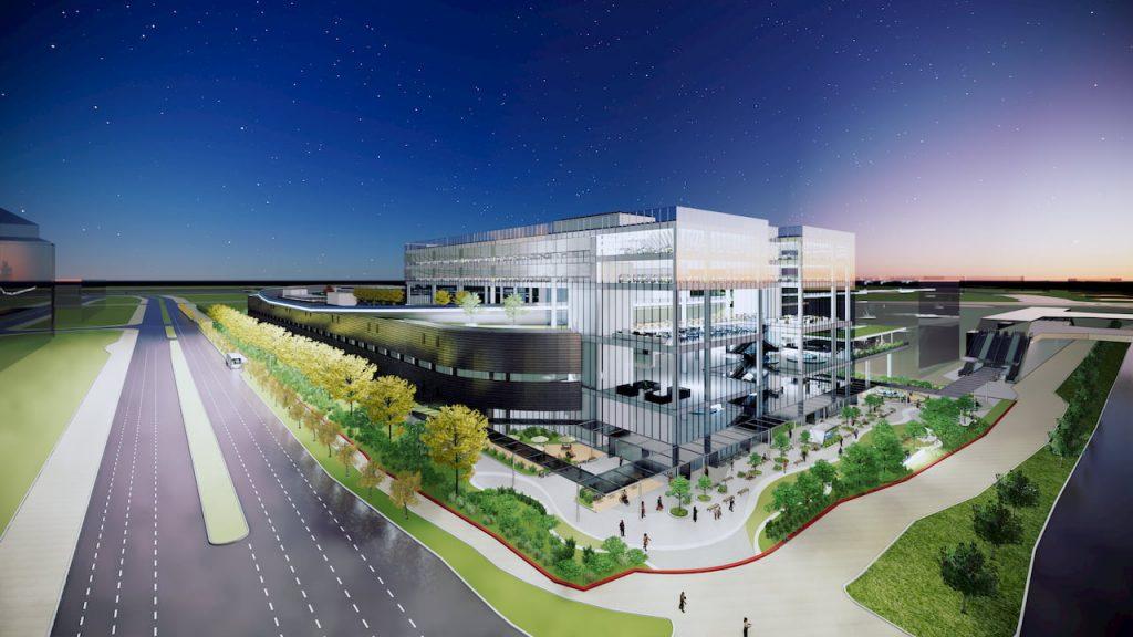 Hyundai Motor Group Singapore Global Innovation Cente