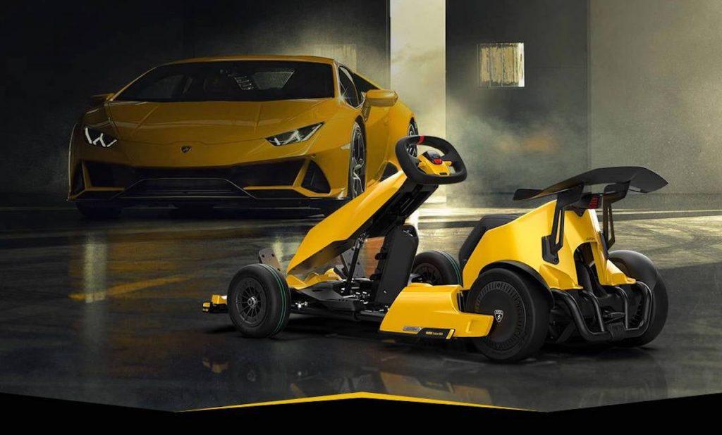 Ninebot GoKart Pro Lamborghini Edition Huracan