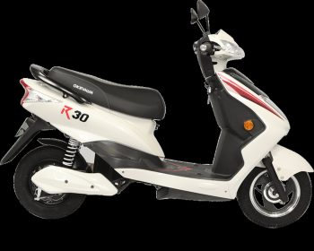 New Okinawa R30 electric scooter w/ removable battery launched