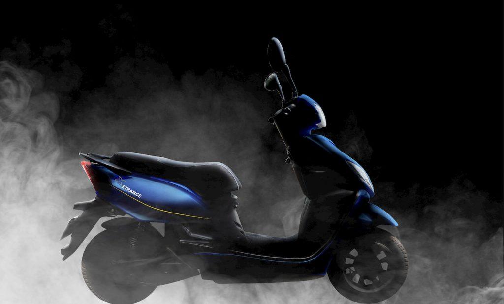 PURE EV Etrance+ scooter