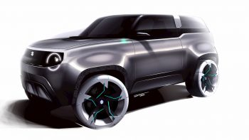 U:man SUV Design Concept: A Tribute to the Suzuki Jimny