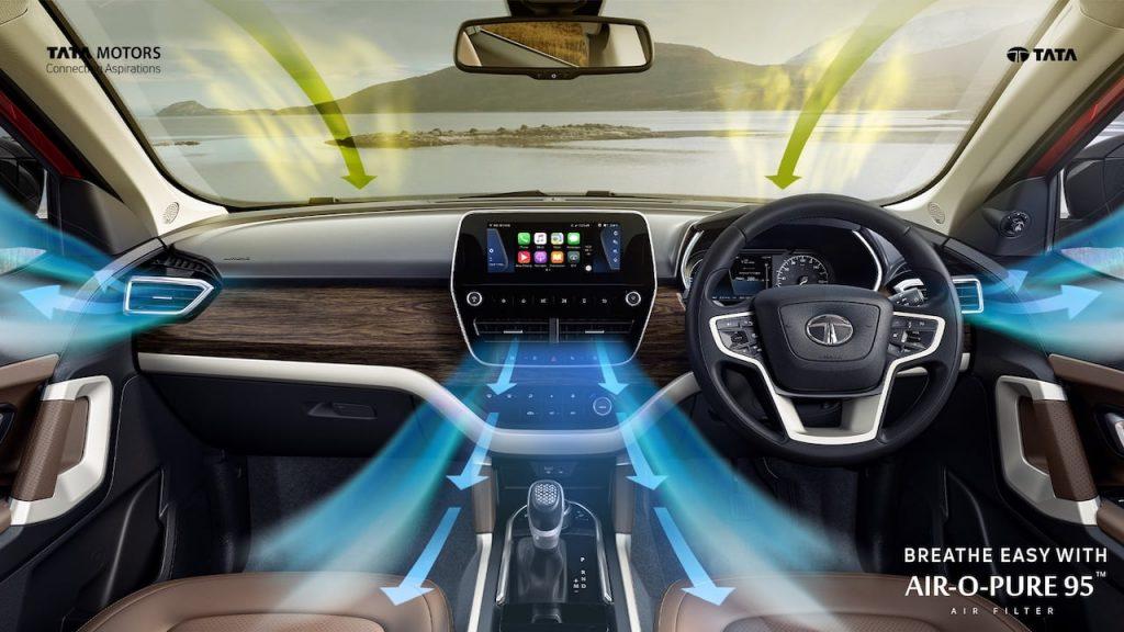 Tata Motors Air-o-Pure 95 Air