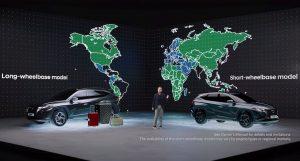 2021 Hyundai Tucson SWB LWB markets