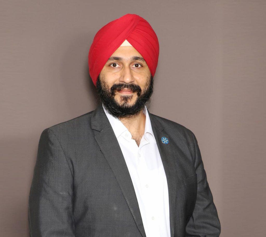 Anmol Jaggi - Founder of BluSmart