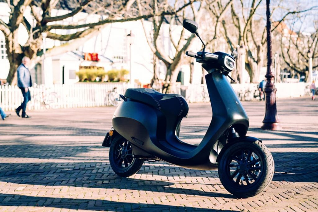 AppScooter front
