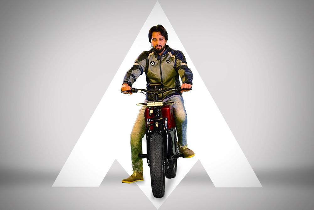 Atum 1.0 electric bike front