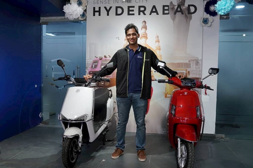 Bgauss Hyderabad deliveries