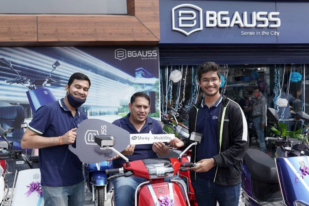 Bgauss Hyderabad launch
