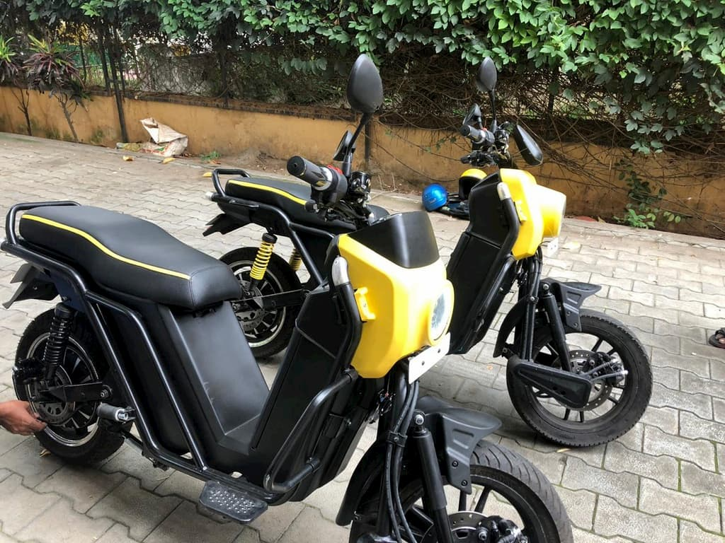 Bounce N3310 electric bike side