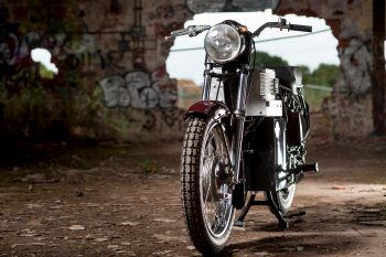 Homemade Royal Enfield Electric Bike has done 13,600 km