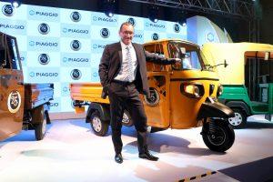 Diego Graffi MD & CEO Piaggio