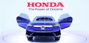 Honda unveils its first pure electric SUV, the SUV e:concept [update]