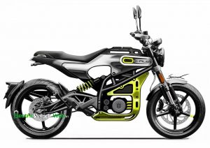 Husqvarna E-Pilen rendering Husqvarna electric bike