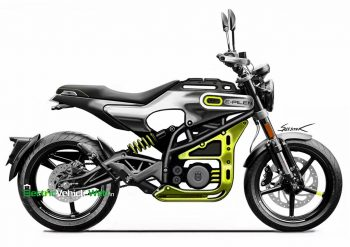 Husqvarna E-Pilen electric bike: What it'll look like