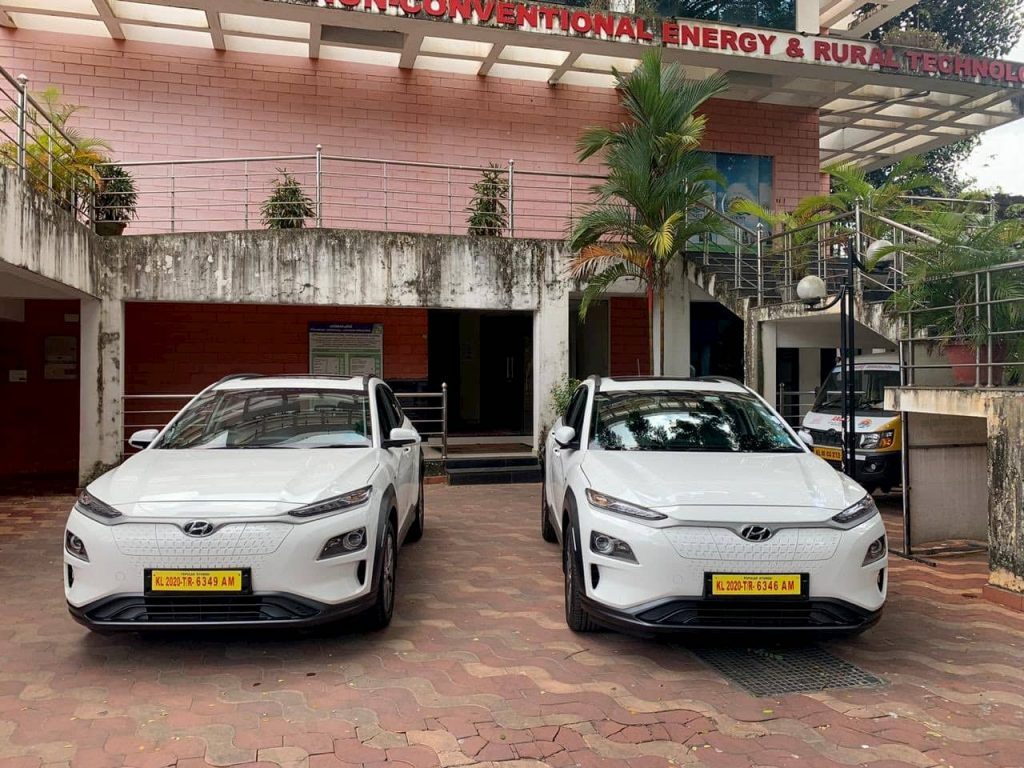 Hyundai Kona Electric ANERT Kerala