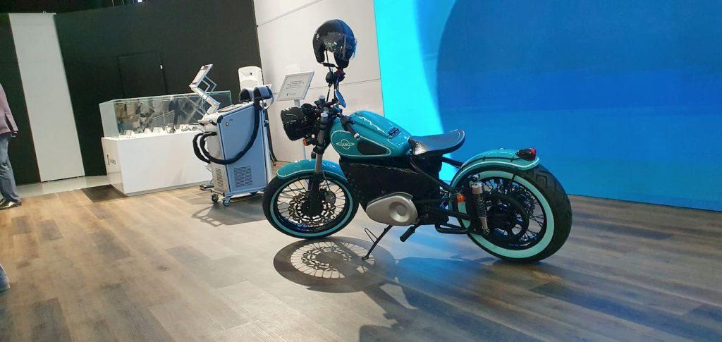 Kalashnikov IZH-49 electric bike price launch