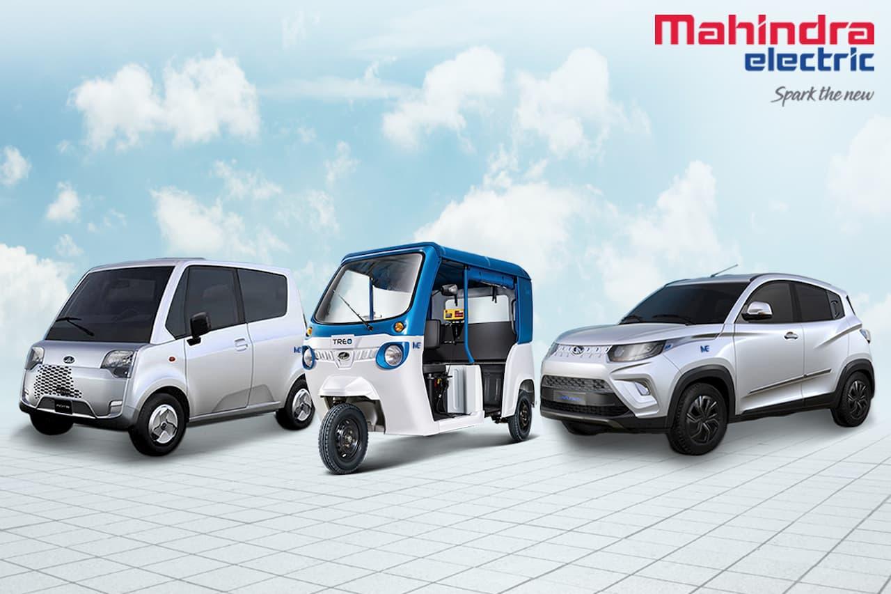 MESMA 48 Mahindra electric vehicle