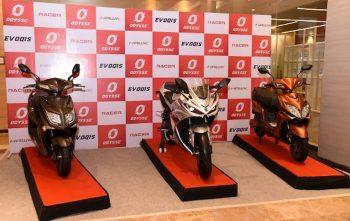 Odysse Electric Vehicles opens dealership in Mumbai