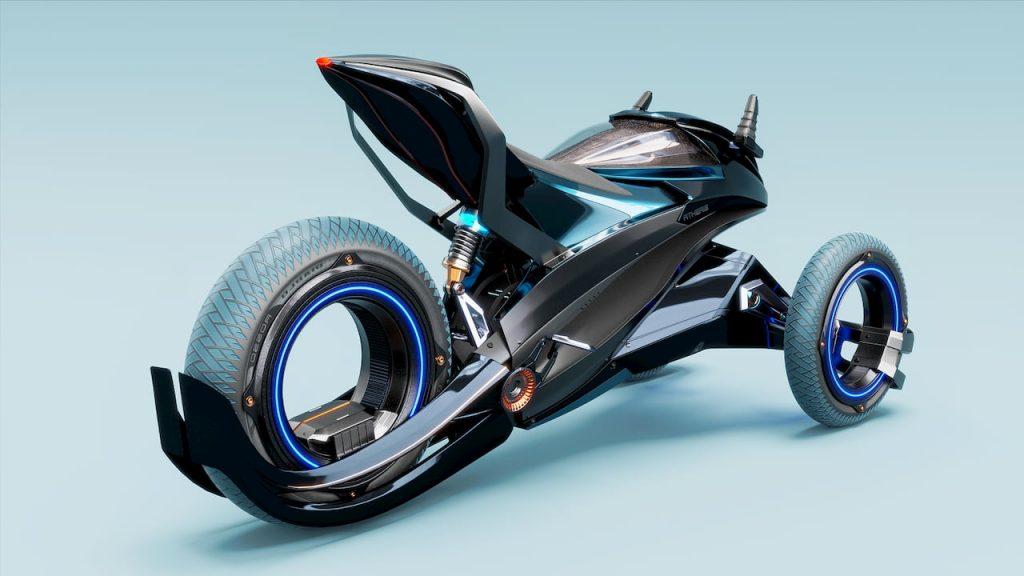 Orxa Atheris Concept rear quarters EVW