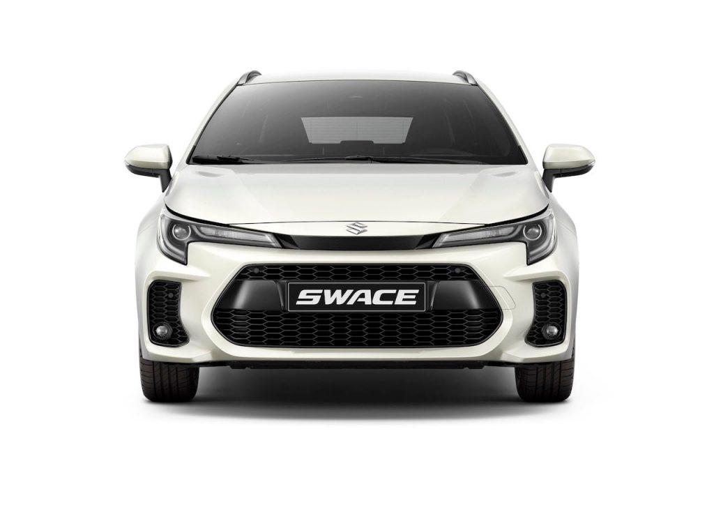 Suzuki Swace front