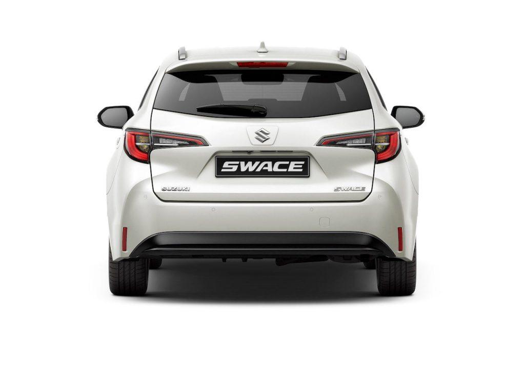 Suzuki Swace rear