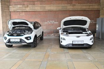 100 Hyundai Kona Electric & 150 Tata Nexon EV units ordered by EESL