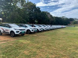 Tata Nexon EV Kerala MVD deliveries