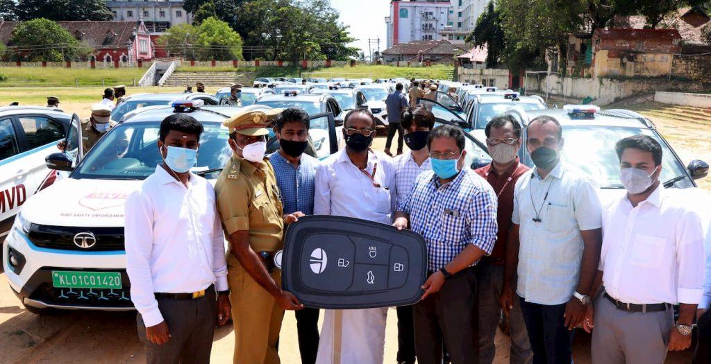 Tata Nexon EV delivery Kerala MVD